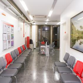 Sala de espera SJC