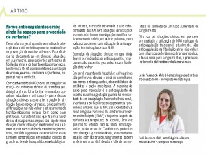 artigo jm anticoagulantes