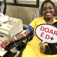 As mulheres estão cada dia mais participativas na doação de sangue. Há 20 anos, elas representavam 18% dos doadores do Banco de Sangue de SJC. Hoje, já são 37%!