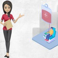 Banco de Sangue de SJC lança vídeo sobre segurança transfusional