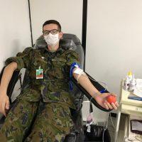 Alunos do ITA doam sangue no Serviço de Hemoterapia de SJC